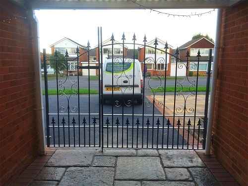 Split double gates are perfect for a range of requirements