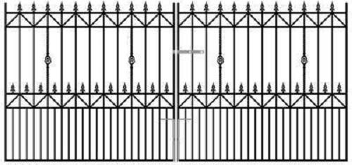 Royal Ascot Range of Metal Gates