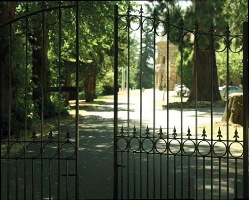 Royal Talisman Gate Design