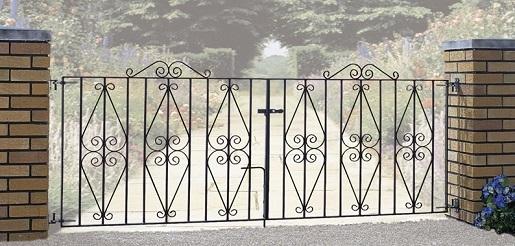 Stirling Driveway Gates