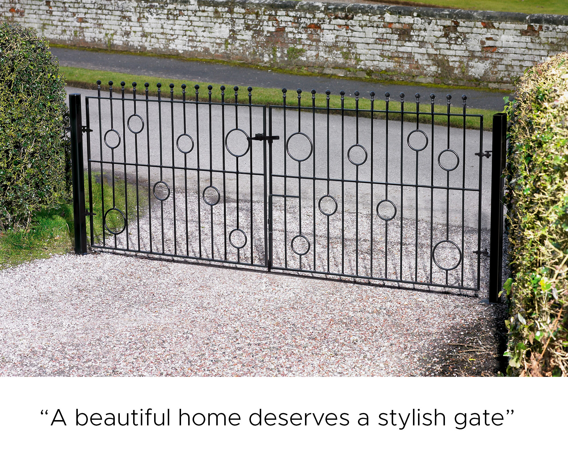 Metal Gates Gloucestershire